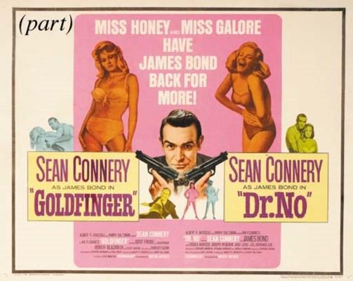 Dr. No/Goldfinger, 1966