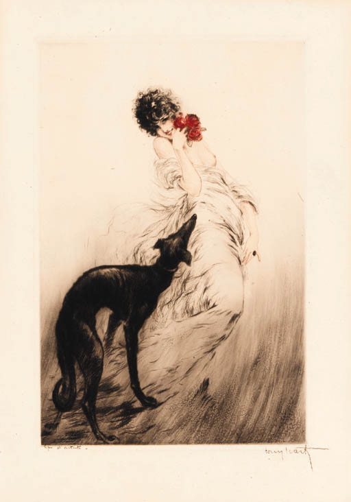 'FAVORITE SCENT' BY LOUIS ICAR