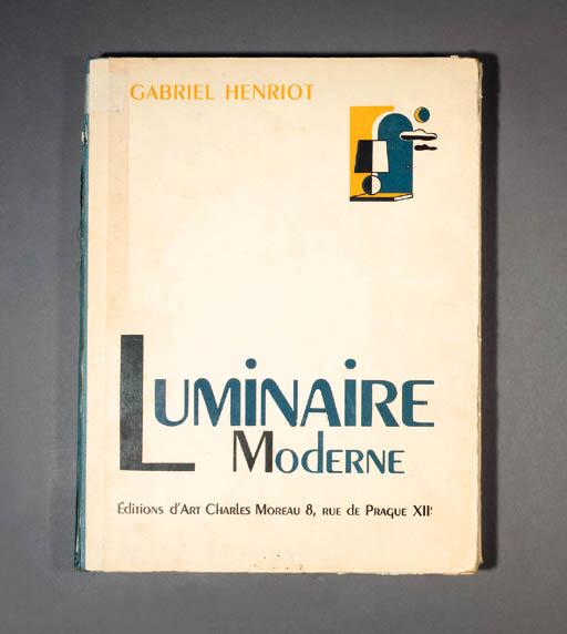 'LUMINAIRE MODERNE'