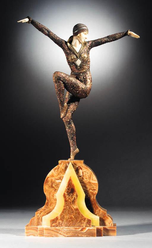 'DANCER OF KAPURTHALA'
