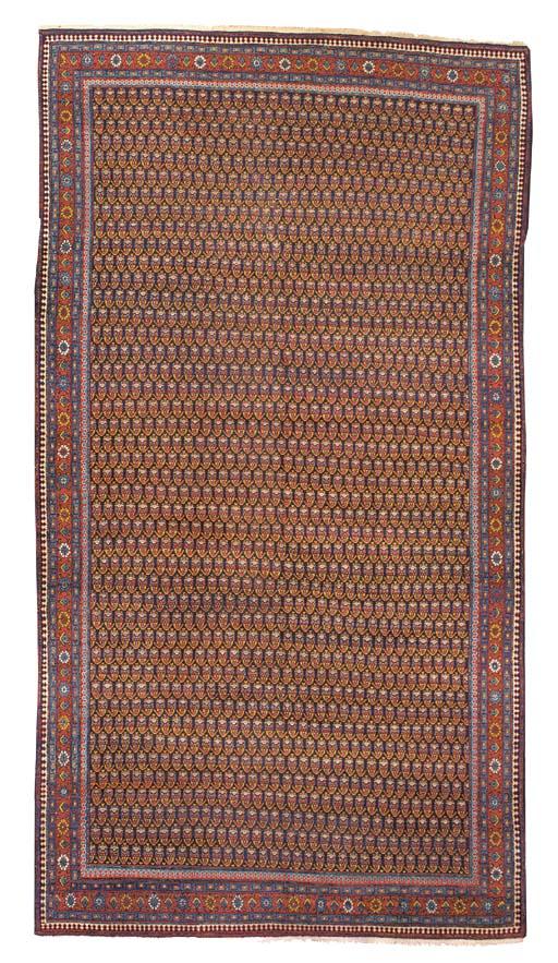 A fine Seraband carpet, West P