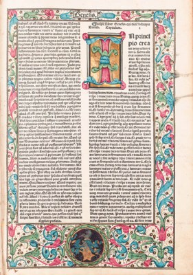 BIBLE, in Latin -- Biblia Lati