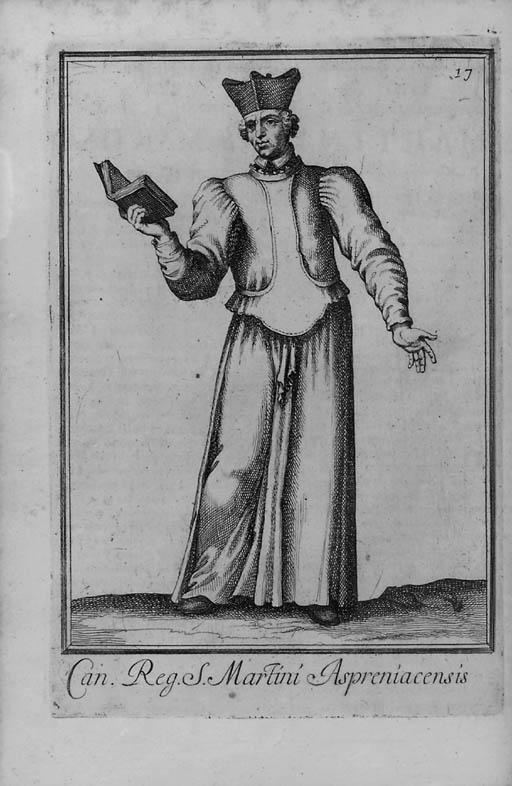 BONANNI, Filippo.  Ordinum rel
