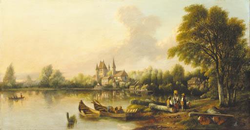 Clarkson Stanfield (1793-1867)