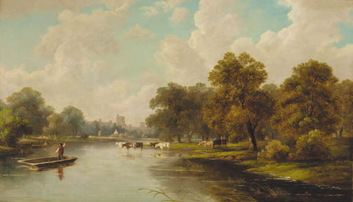 Attributed to Alfred Vickers (