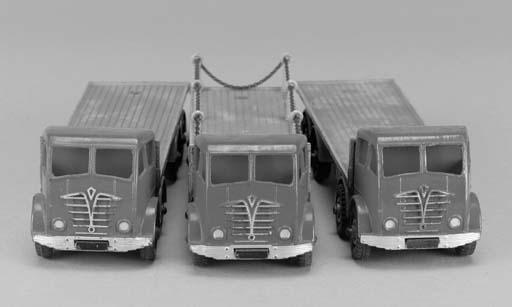 Dinky Lorries