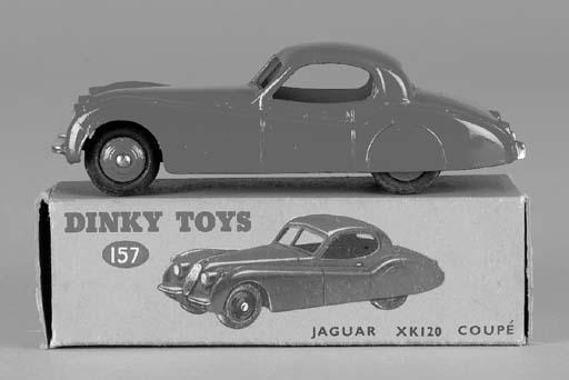 Dinky English Cars
