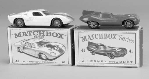 Lesney Matchbox 1-75 Series Sp