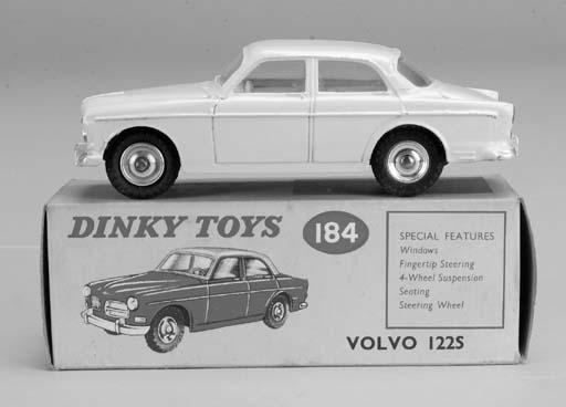 Dinky European Cars