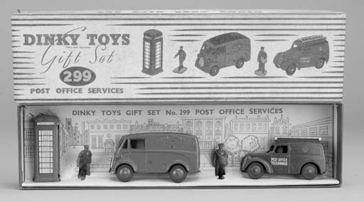 Dinky Gift Set 299 Post Office