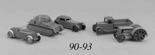 A Dinky/Hornby Series pre-war