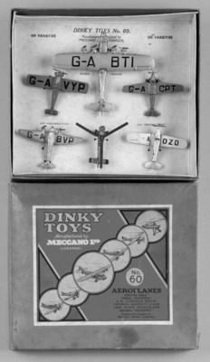 A Dinky pre-war Set No. 60 2nd