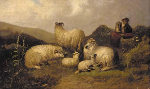 W. Morris (fl.1866-1870)