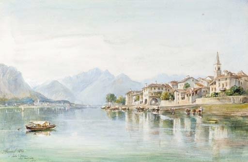 Arthur Perigal, Jnr. (1816-188