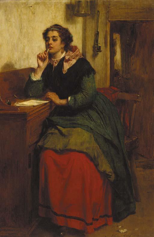 Thomas Faed, R.A. (1826-1900)