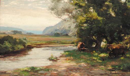 David Farquharson, A.R.S.A., R