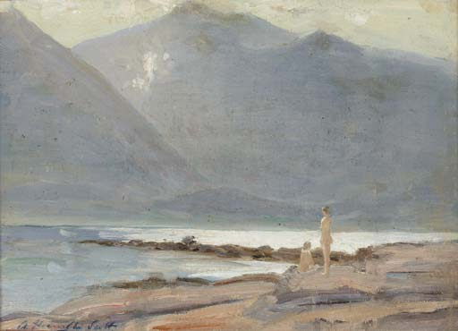 A. Hamilton Scott (fl.1900-191