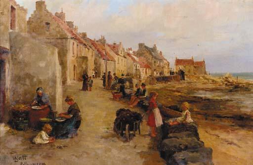 Linnie Watt (fl.1880-1904)