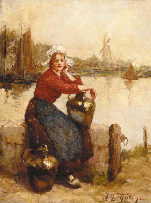 Jessie McGeehan (fl.1901)