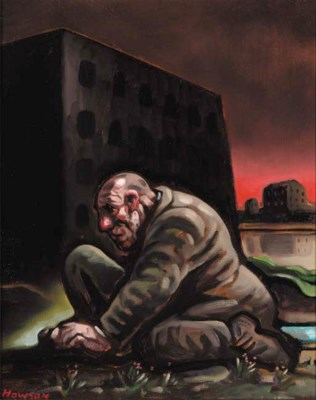 Peter Howson (b.1960)