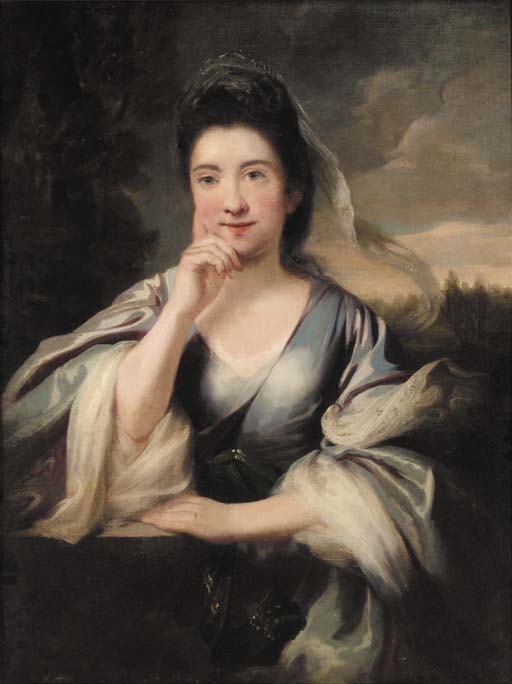 Attributed to Nathaniel Hone (