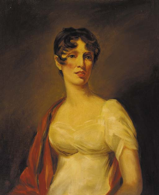 Manner of Sir Thomas Lawrence,