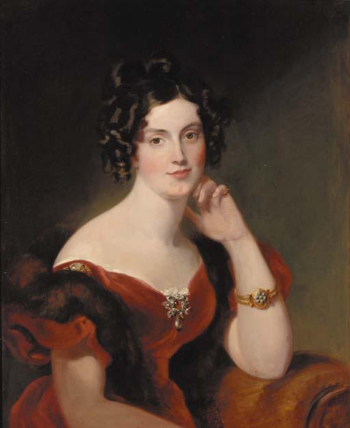 Sir George Hayter (1782-1871)