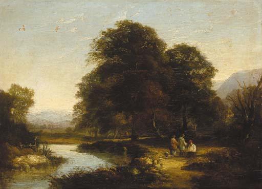 Circle of William Traies (1789