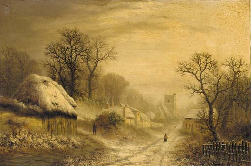 Charles Leaver, 19th Century
