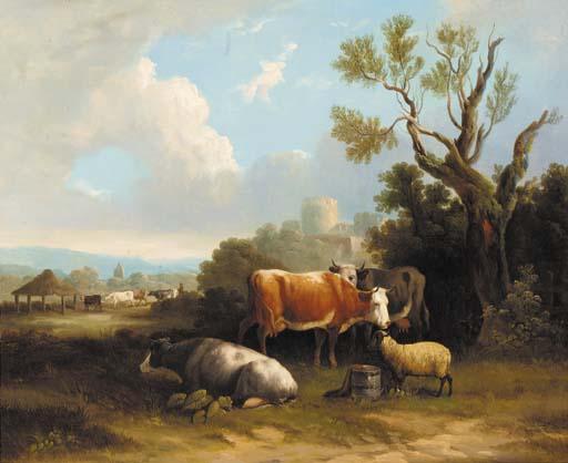 Circle of Charles Towne (1763-