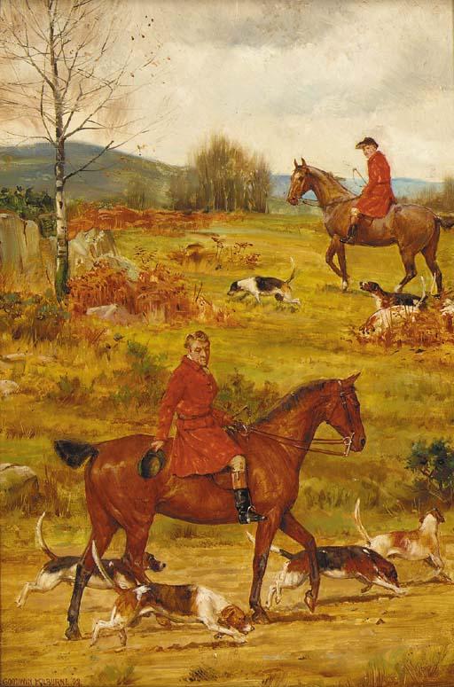 George Goodwin Kilburne, R.I.,