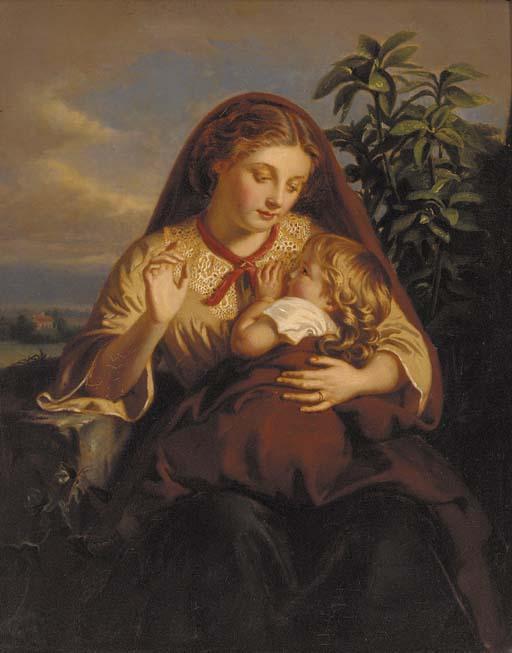 Henry le Jeune A.R.A. (1819-19