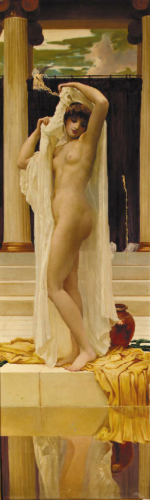 After Frederic Lord Leighton,