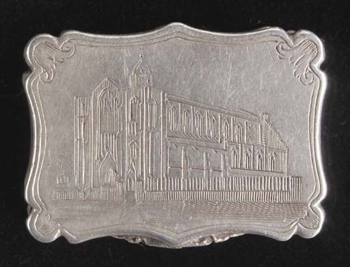 A Victorian vinaigrette
