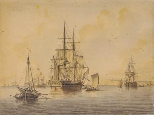 John Cleveley, Jun. (1747-1786