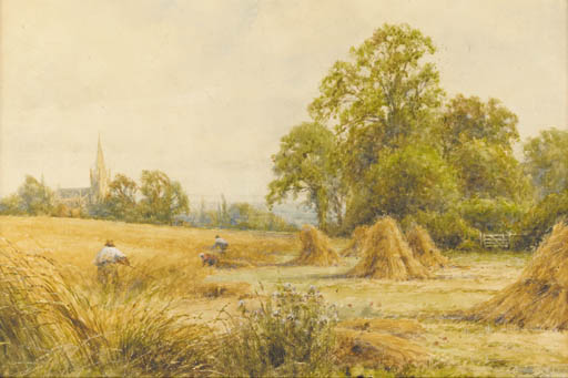Henry John Kinnaird (fl.1880-1
