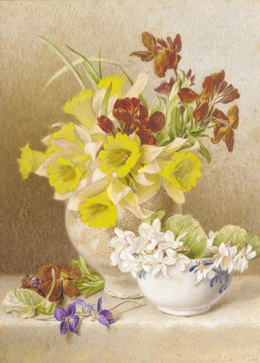 Mary Elizabeth Duffield (1819-