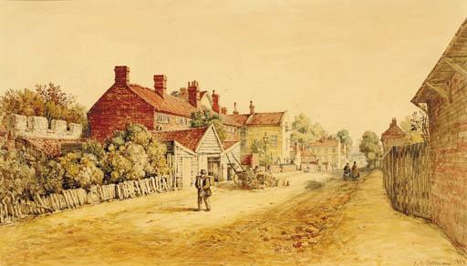 John Joseph Cotman (1814-1878)