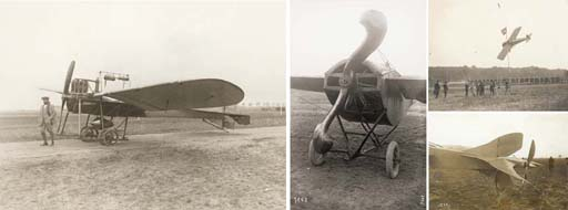 Pioneer aircraft