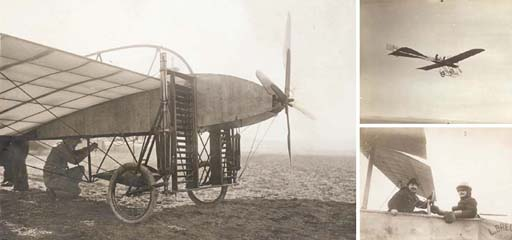 Pioneer aircraft A similar col