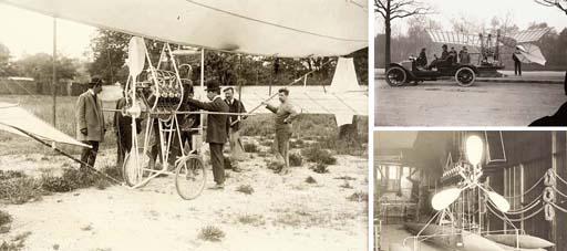 Pioneer aircraft (Santos-Dumon