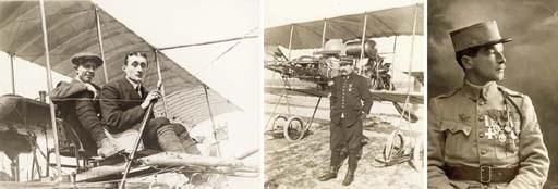 Pioneer aviators 1906-1919