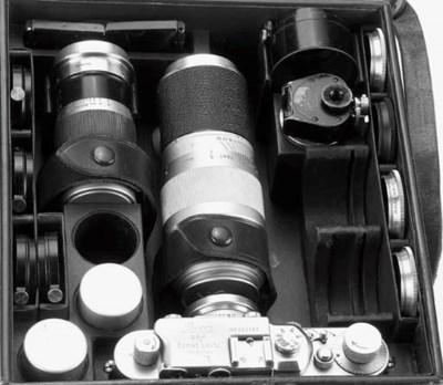 Leica IIIa outfit