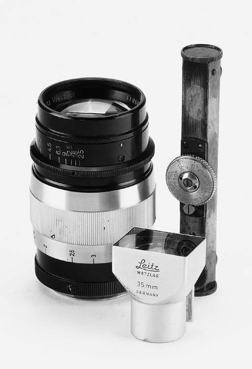 Hektor f/1.9 7.3cm. no. 235611