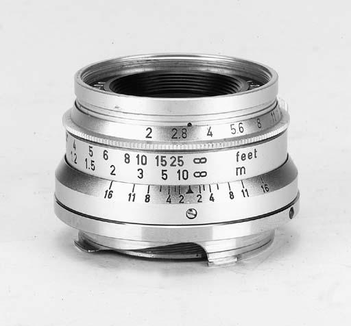 Summicron f/2 35mm. no. 231300