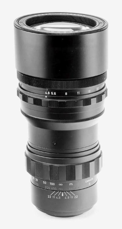Telyt f/4.8 280mm. no. 1900468