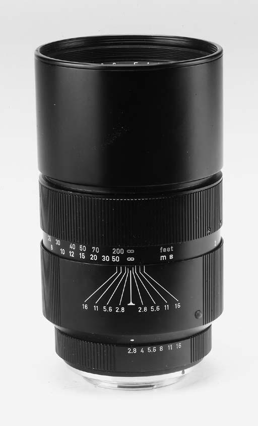 Elmarit-R f/2.8 180mm. no. 267
