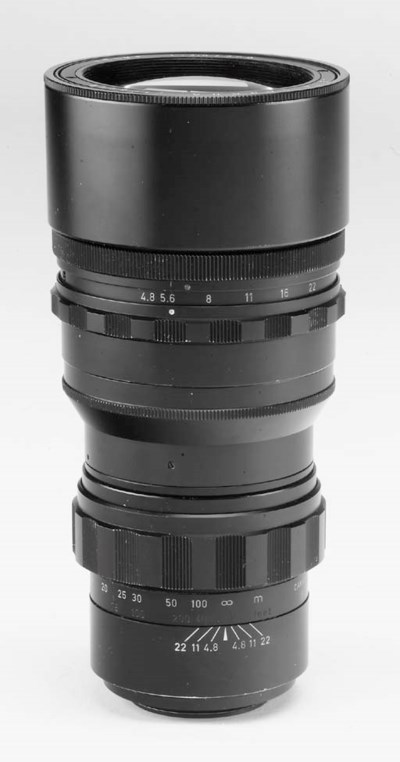 Telyt f/4.8 280mm. no. 2123246