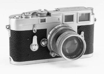 Leica M3 no. 800686