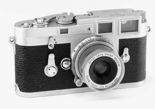 Leica M3 no. 885513